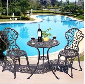 Comprar Muebles De Jardin.Los Muebles Jardin Aluminio Una Inversion Marcada Por El
